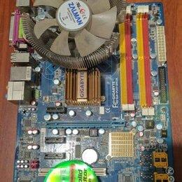 Материнские платы - Материнская плата с процессором e5200, 0