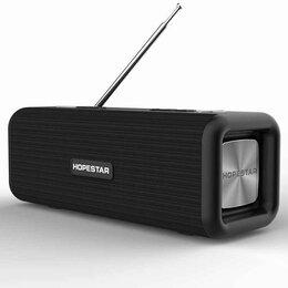 Портативная акустика - Радио портативная колонка Hopestar T9 черная , 0