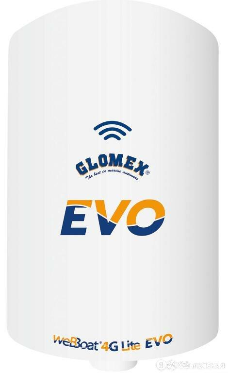 Glomex weBBoat 4G Lite EVO по цене 57633₽ - Антенны и усилители сигнала, фото 0