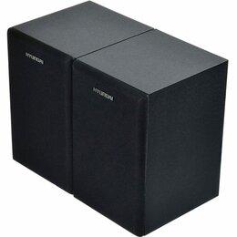 Акустические системы - Колонки 2.0 Hyundai H-HA100, 0