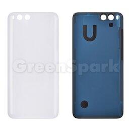 Корпусные детали - Задняя крышка для Xiaomi Mi 6 (белый), 0
