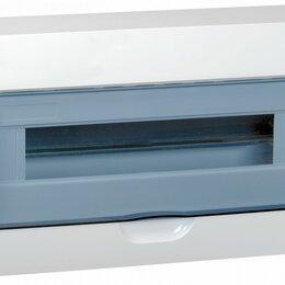 Аксессуары и запчасти для оргтехники - Бокс 18модулей ЩРН-TSM IP40 220х365х100 ASD, 0