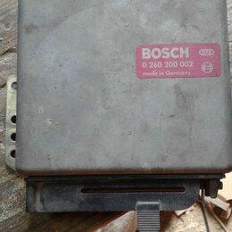 Электрика и свет - Блок управления двигателем  бош, 0
