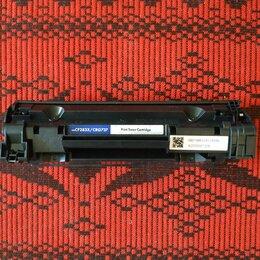 Картриджи - Картридж 1 NV Print CF283X/737 для HP и Canon, 0