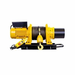 Грузоподъемное оборудование - Лебедка электрическая серии KDJ, 0