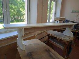 Скамейки - Скамья деревянная, 0