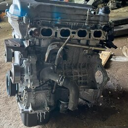 Двигатель и топливная система  - Двигатель Toyota Avensis 1.8i 120-145 л/с 1ZZ-FE, 0