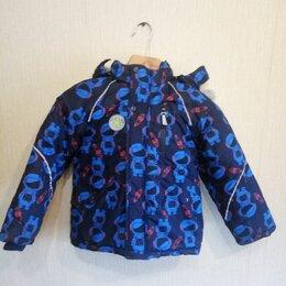 Куртки и пуховики - Детская зимняя куртка на рост 116, 0