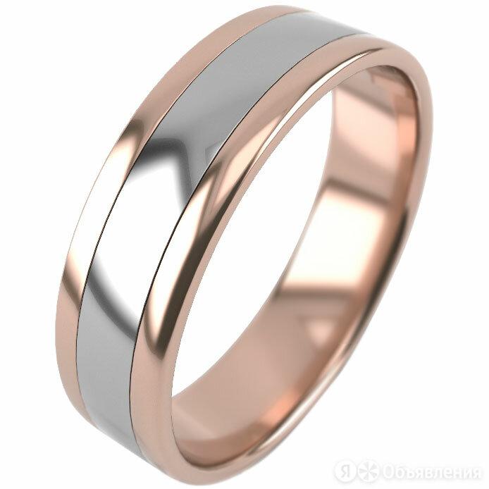 Обручальное кольцо Graf Кольцов R-1/bk_20 по цене 22840₽ - Кольца и перстни, фото 0