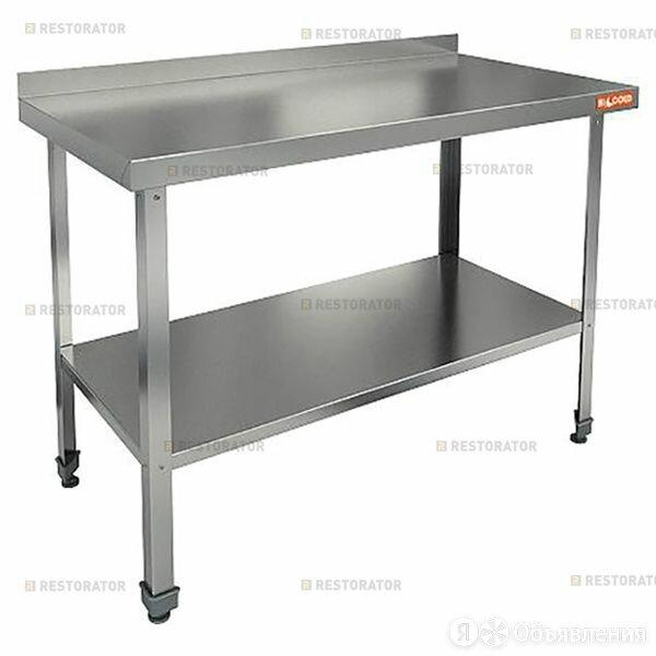 HICOLD Стол производственный HICOLD НСО-12/7БП ЭЦ по цене 12240₽ - Прочее оборудование, фото 0