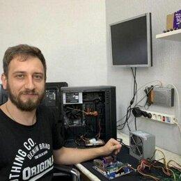 IT, интернет и реклама - Компьютерный мастер, ремонт на дому, планшеты, 0