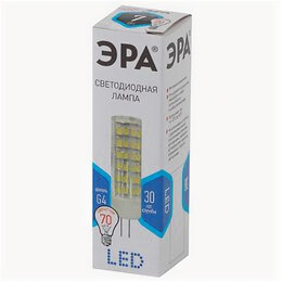 Блоки питания - ЭРА LED smd JC-7w-220V-corn, ceramics-840-G4(100/500/21000), 0