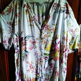 Блузки и кофточки - Блузка женская летняя  размер 58, 0