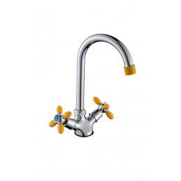 Краны для воды - Смеситель для кухни Dikalan D4471-9, 0