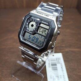 Наручные часы - Наручные часы casio ae-1200whd-1a, 0