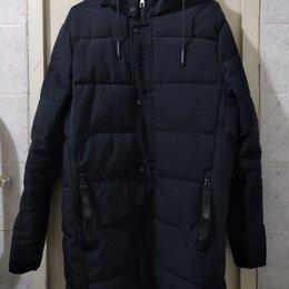 Куртки - Парка мужская, 0