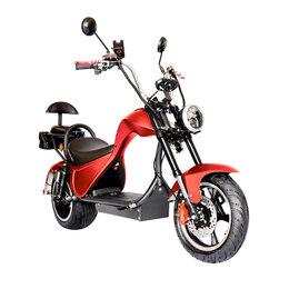 Мото- и электротранспорт - Электроскутер Skyboard Chopper 3000 Pro Красный, 0