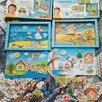 Развивающие пособия, игры для детей 2-5лет пакетом по цене 1500₽ - Обучающие материалы и авторские методики, фото 8