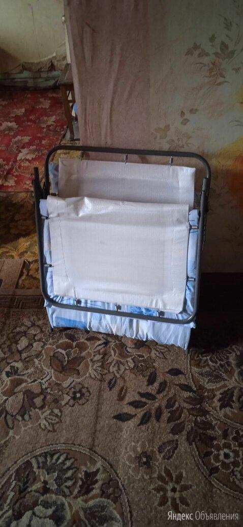 Старинная раскладушка кровать до и после по цене 2000₽ - Раскладушки, фото 0