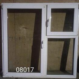 Готовые конструкции - Пластиковое окно (б/у) 1450(в)х1470(ш), 0