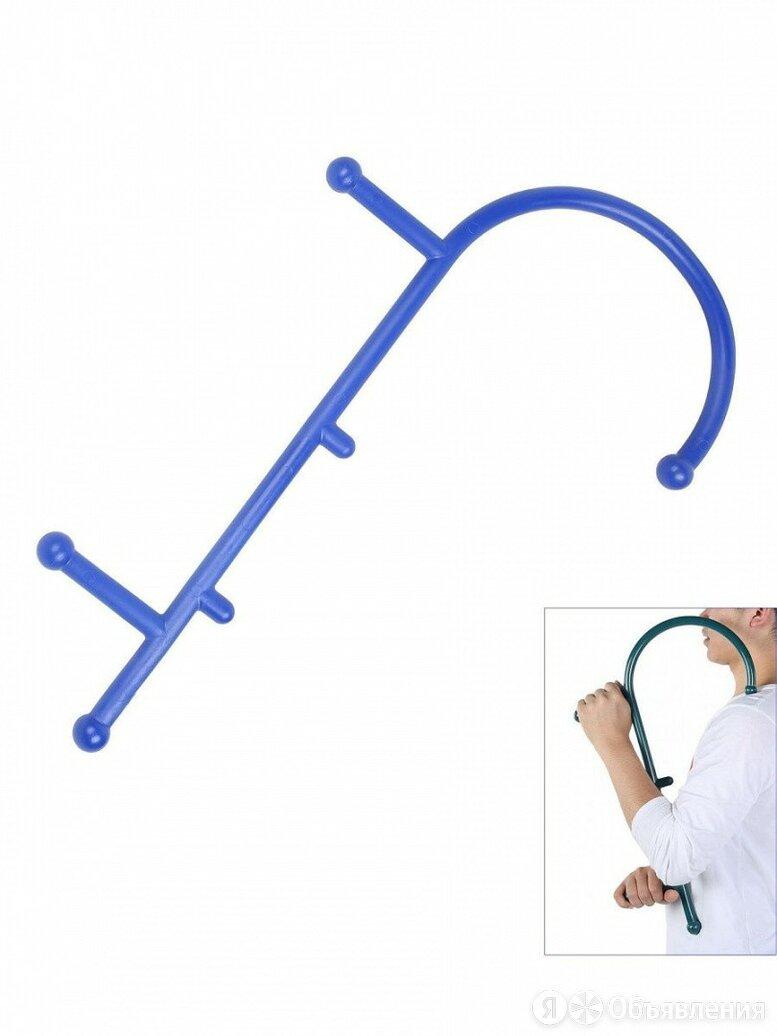 Массажер-триггерная трость для спины по цене 1411₽ - Устройства, приборы и аксессуары для здоровья, фото 0