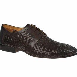 Ботинки - Мужские туфли Vitacci. Кожа натуральная, 0
