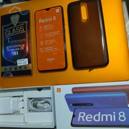 Мобильные телефоны - Смартфон Xiaomi Redmi 8 64gb, 0