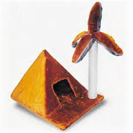 Когтеточки и комплексы  - Домик-когтеточка Египет 60*45*50 , 0