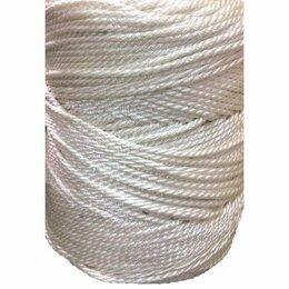 Веревки и шнуры - Веревка полиамидная крученая  6мм Атекс, 0