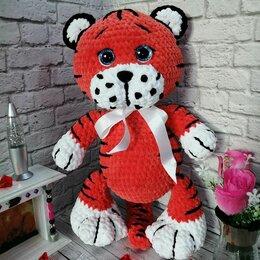 Мягкие игрушки - Тигрёнок большой 38 см. , 0