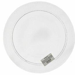 Аксессуары и запчасти - Тарелка стеклянная (поддон) 245mm для СВЧ без куплера 3390W1A035D, 0
