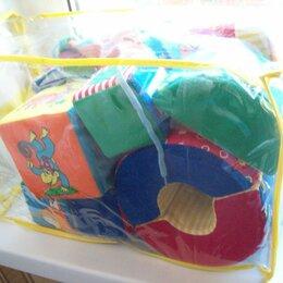 Игровые наборы и фигурки - Детям-Кубики и фигуры мягкие (набор), 0