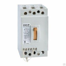 Пускатели, контакторы и аксессуары - Автоматический выключатель ВА-2129-340010-12In 0.6А, 0