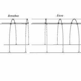 Теплицы и каркасы - Вставка  теплицы Польза-3 Стандартная Полимер 3*2м, 0