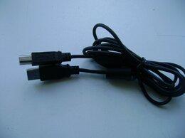 Компьютерные кабели, разъемы, переходники - Кабель USB для принтера 2м., 0