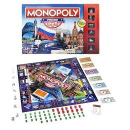 Настольные игры - Монополия Россия 4002, 0