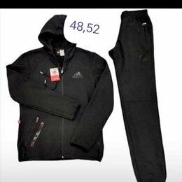 Спортивные костюмы - Костюм Adidas мужской на флисе, 0