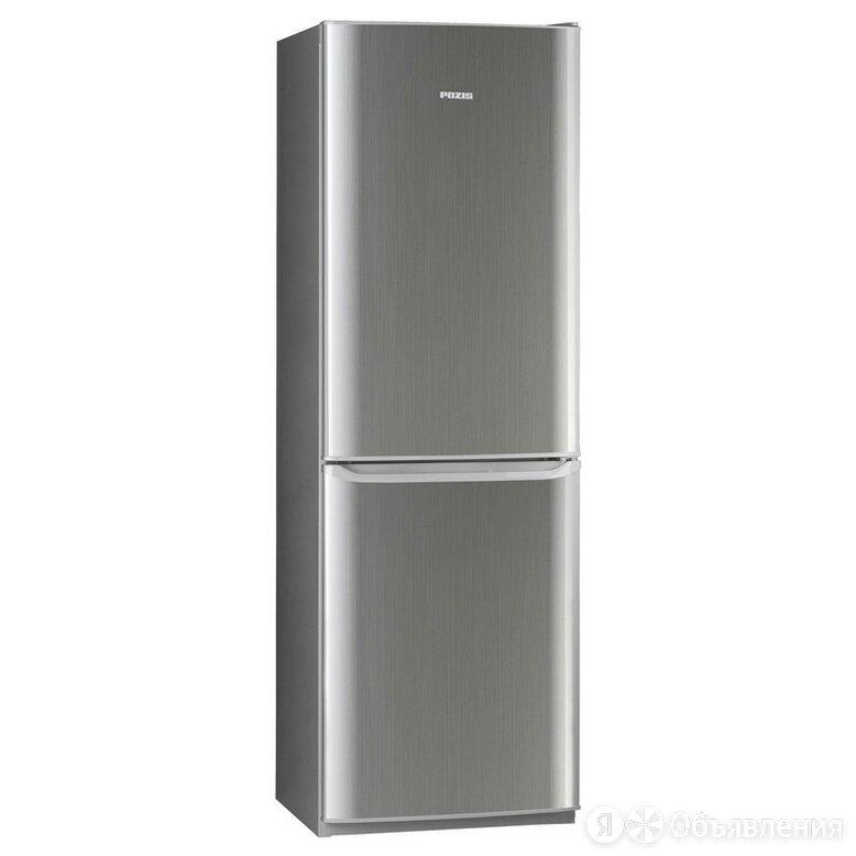 Холодильник Pozis RK FNF 172 серебристый металлопласт по цене 27850₽ - Холодильники, фото 0