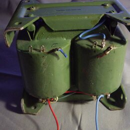 Запчасти к аудио- и видеотехнике - Трансформатор  на 100 вольт и 2 ампера, 0