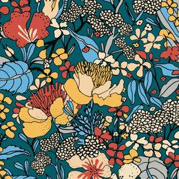 Обои - Обои AS Creation Floral Impression 37756-4 .53x10.05, 0