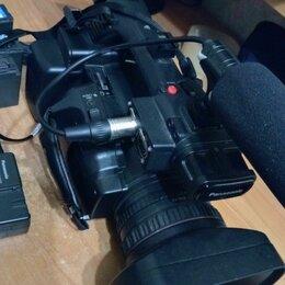 Видеокамеры - Видеокамера Panasonic AG AC 160 en, 0