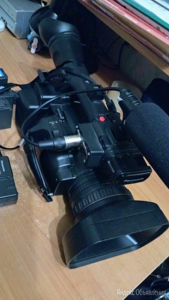 Видеокамера Panasonic AG AC 160 en по цене 80000₽ - Видеокамеры, фото 0