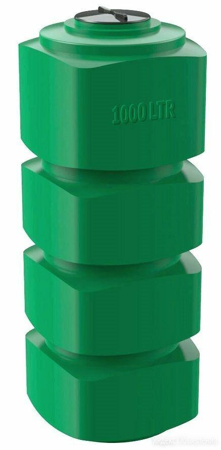 Баки и емкости для воды 1000л по цене 11760₽ - Баки, фото 0