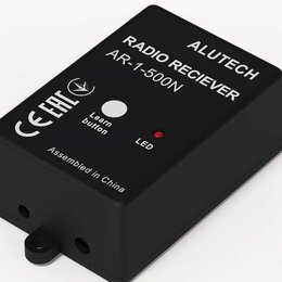 Радиоприемники - Радиоприемник универс. 1-кан. AR-1-500N ALUTECH, 0