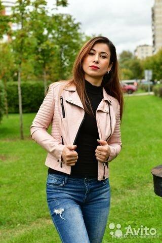 Куртка кожзам женская по цене 3500₽ - Платья, фото 0
