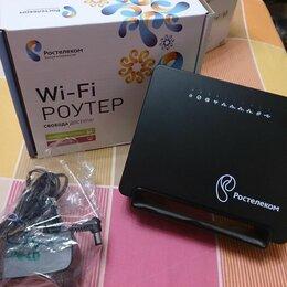 Оборудование Wi-Fi и Bluetooth - Универсальный Wi-Fi роутер Sagemcom от компании Ростелеком, 0