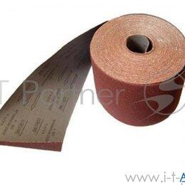 Для шлифовальных машин - Лист шлифовальный Abraforce 500855331  коричневая 100мм*3м P60, 0