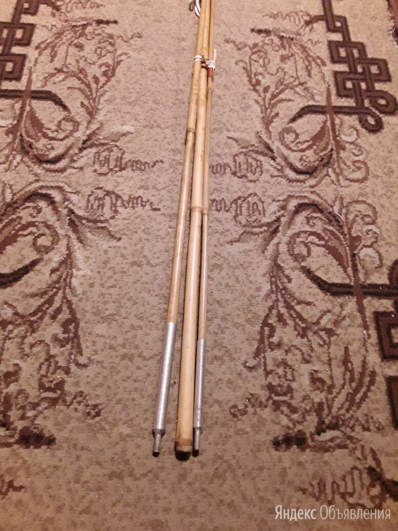 Ретро-удочка бамбуковая по цене 5000₽ - Удилища, фото 0