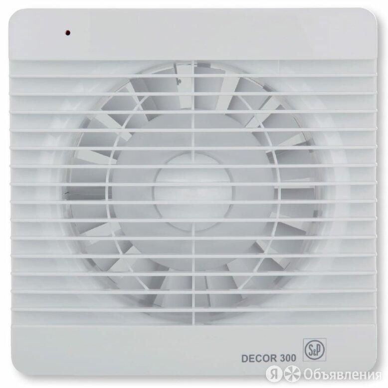 Вентилятор Soler&Palau Decor 300S по цене 3730₽ - Вентиляция, фото 0