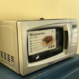 Микроволновые печи - Микроволновая печь Midea MM720CKL-W, 0